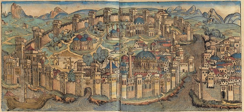 Constantinople Art