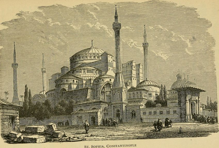 Famous Byzantine Art and Architecture
