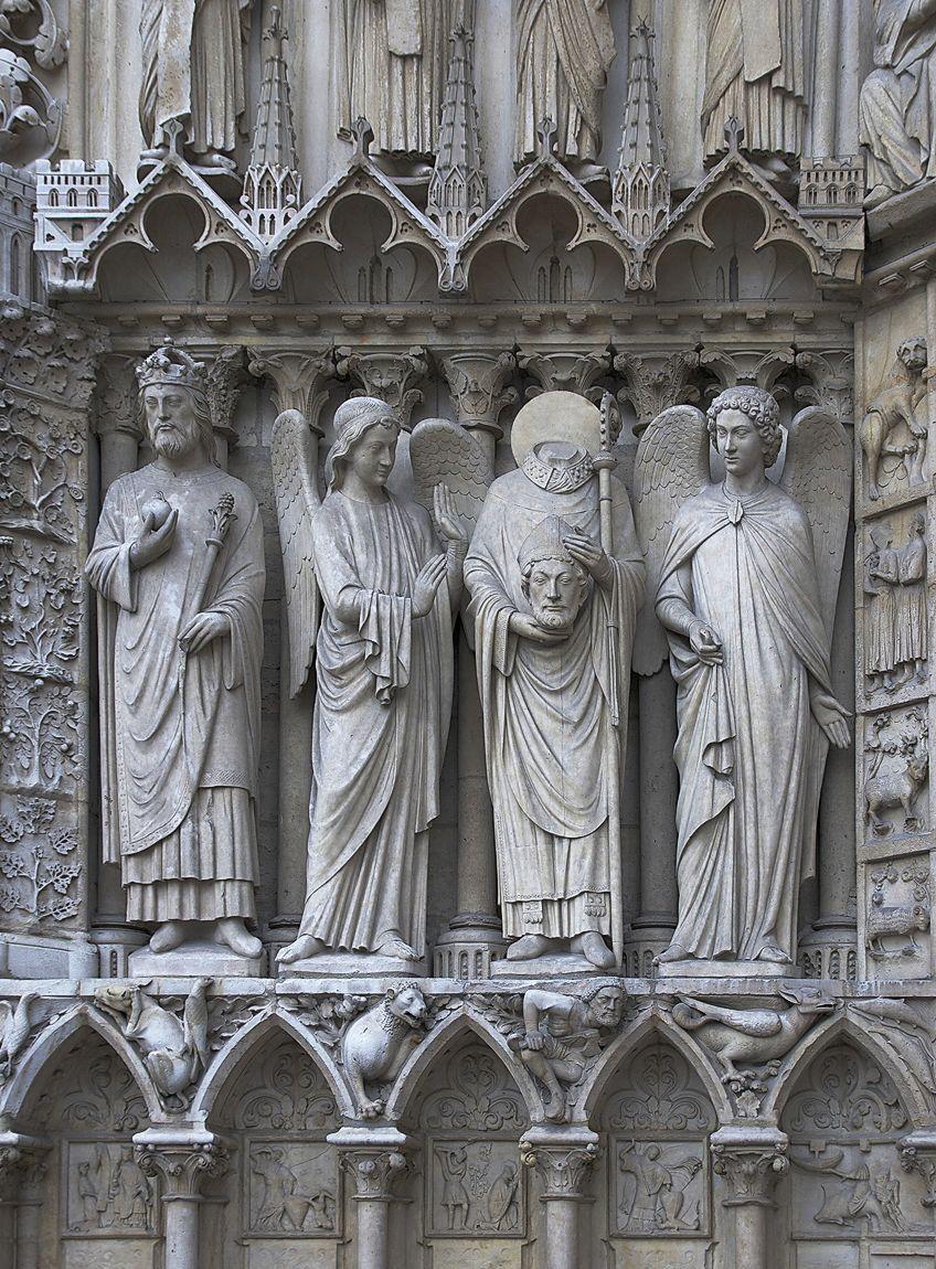 Famous Gothic Sculptures