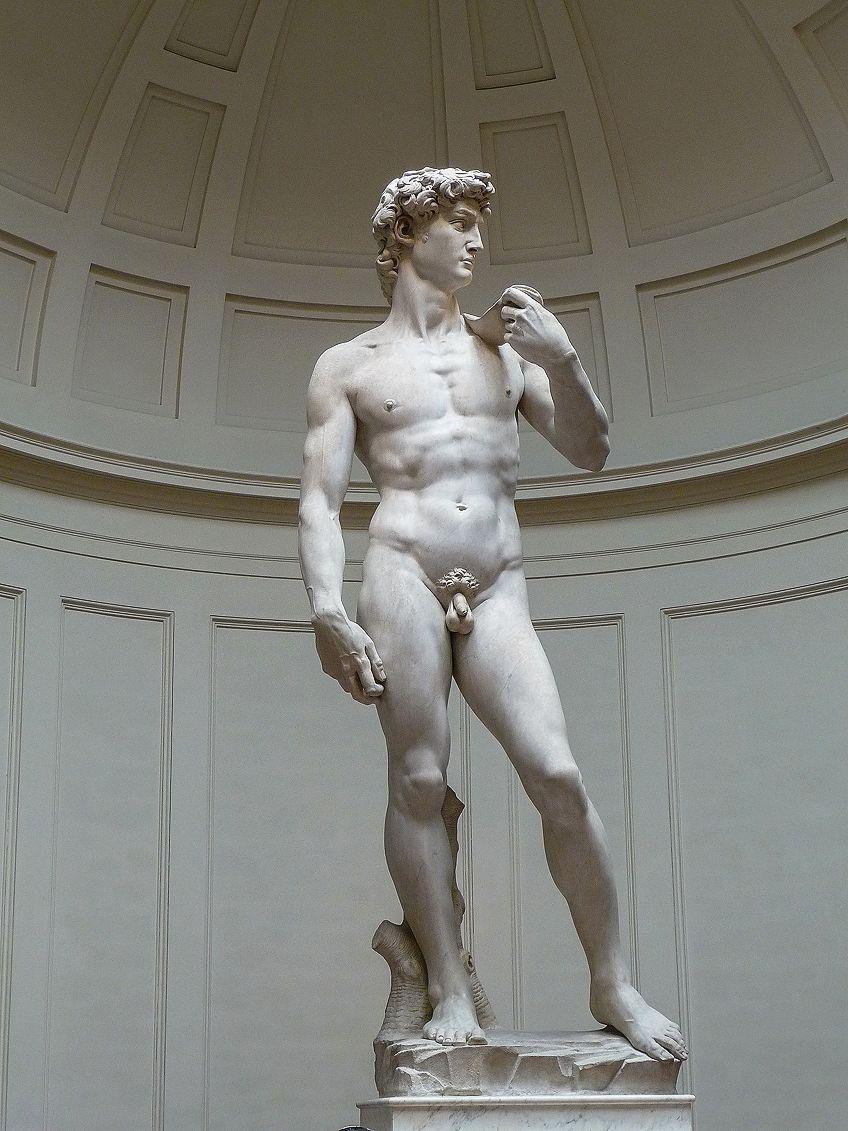 Famous High Renaissance Statue