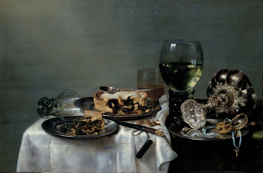 Famous Still Life Painting