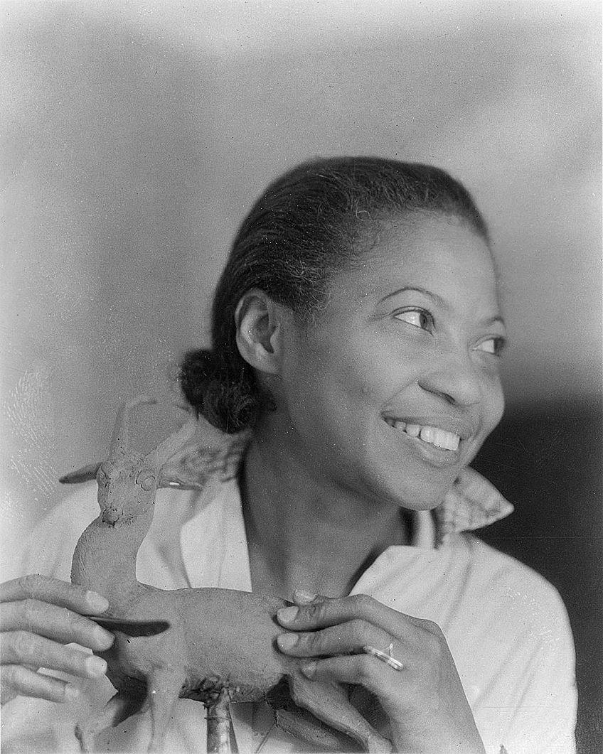 Female Harlem Renaissance Artists