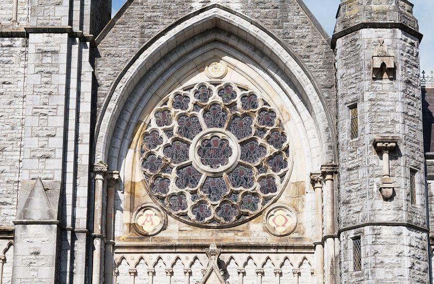 Gothic Art Rose Window