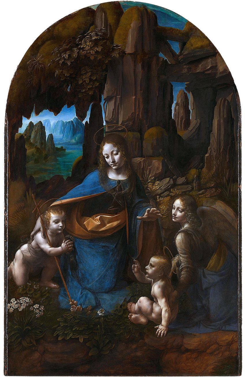 High Italian Renaissance Painting