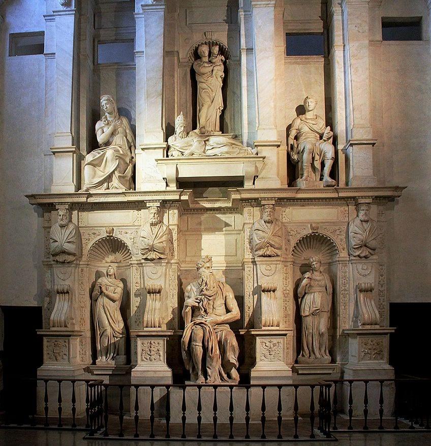 High Renaissance Statue