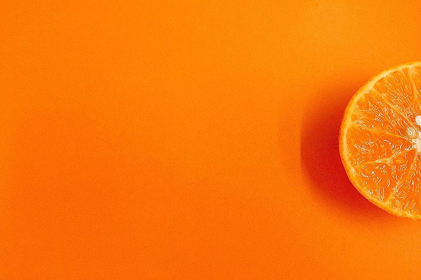 How to Make Orange Paint
