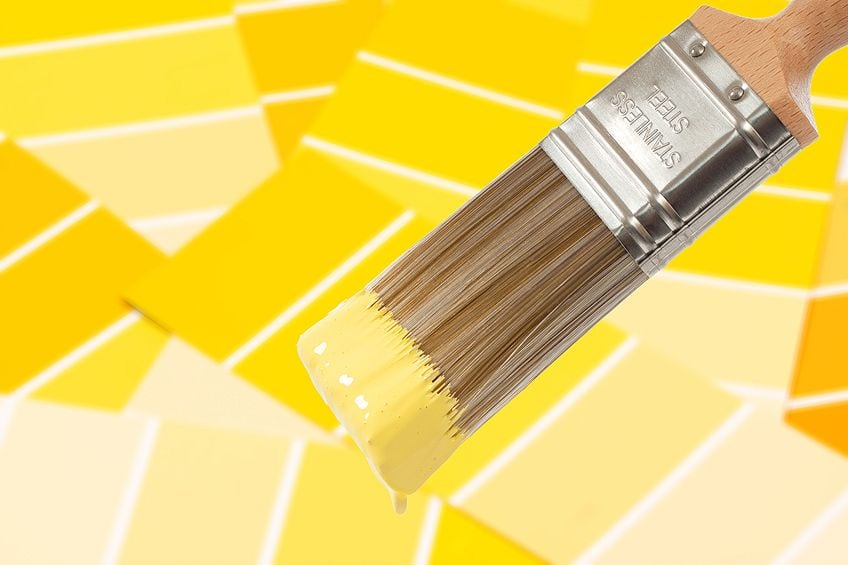 How to Make Yellow Shades