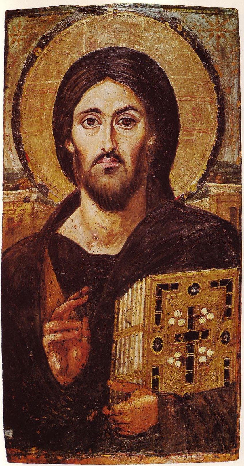 Iconoclast Byzantine Painting