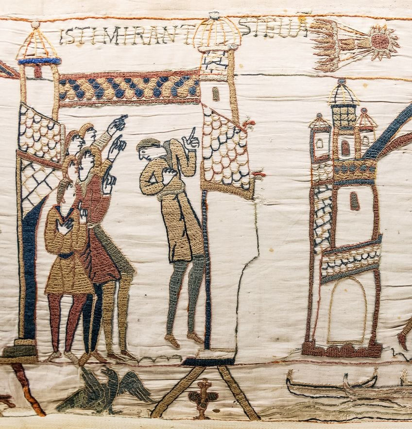 Medieval Era Tapestry