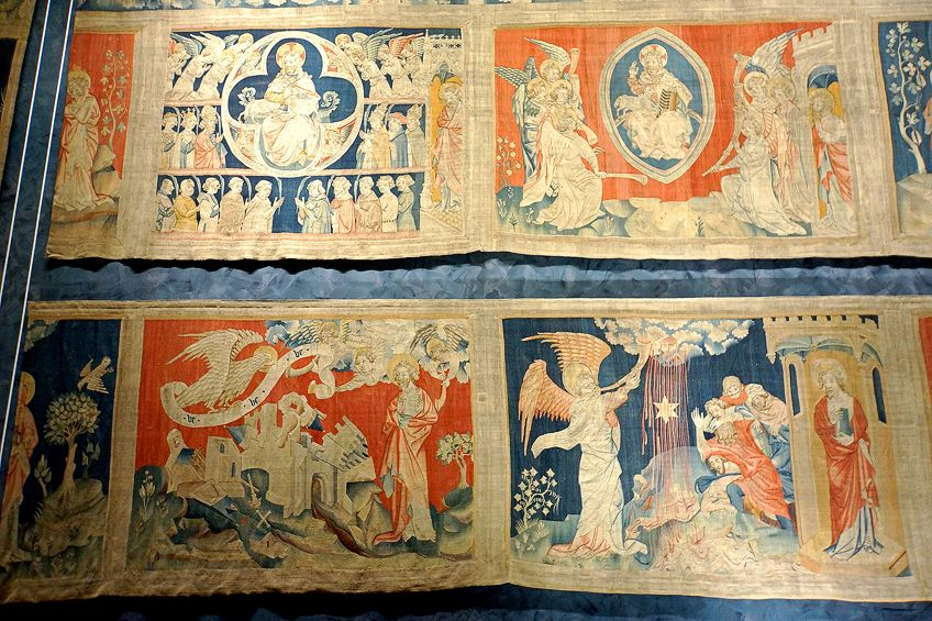 Medieval Period Tapestry