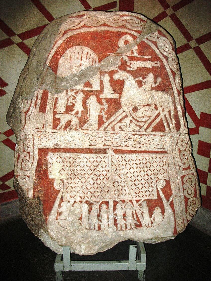 Mythological Viking Artwork
