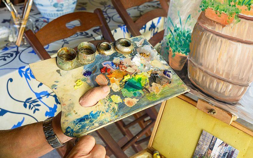 Oil Painting Mediums
