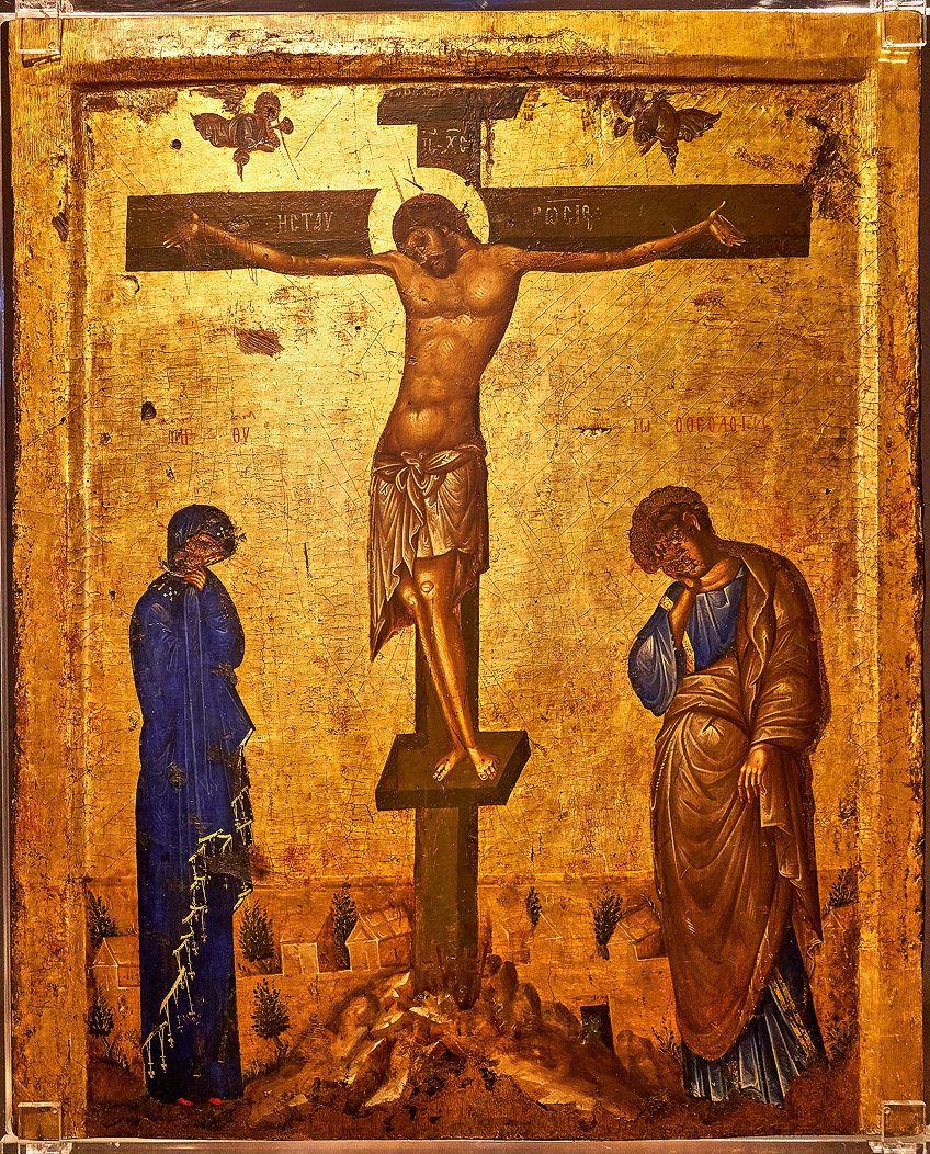 Religious Byzantine Art