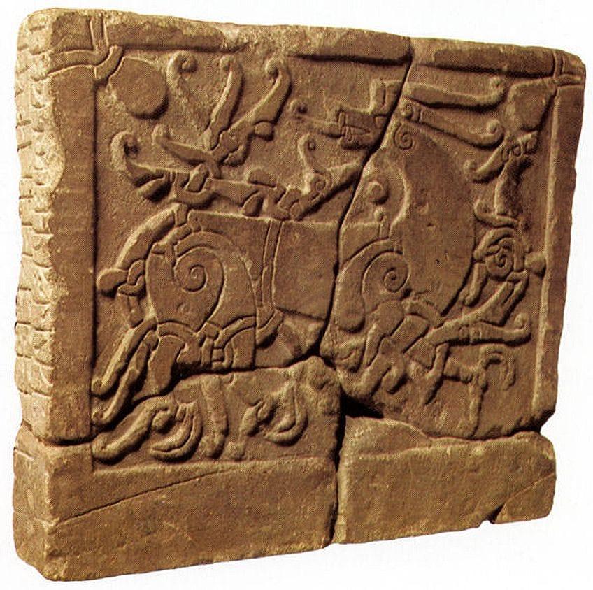 Viking Artwork Sculpture