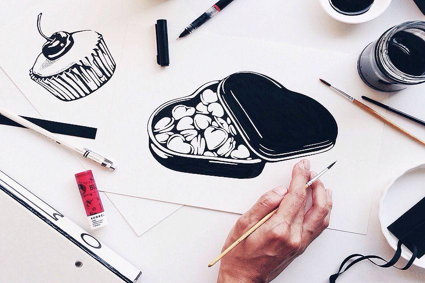 What Colors Make Black Paint