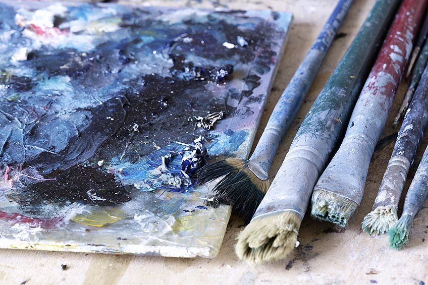 What Colors Make Dark Blue