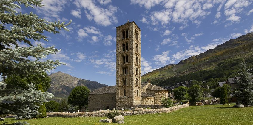 Architecture From the Romanesque Period