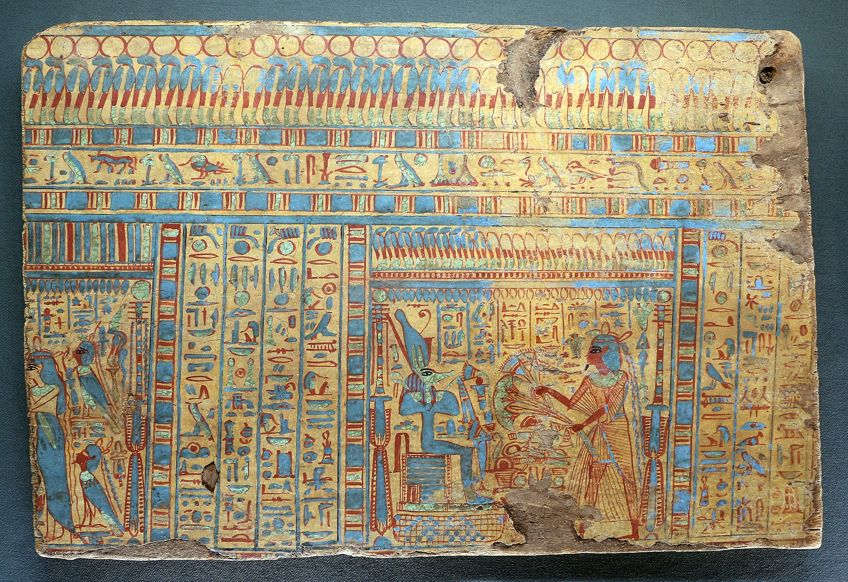 Color in Egyptian Art
