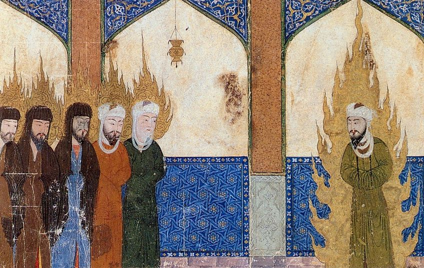 Early Islamic Paintings