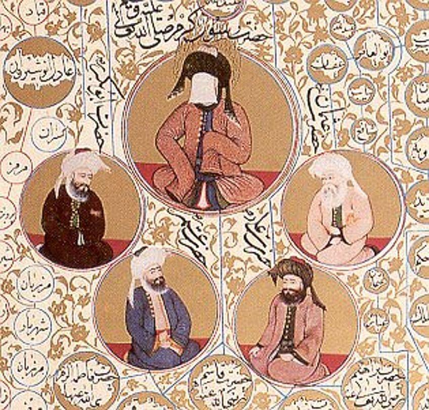 Early Muslim Artists
