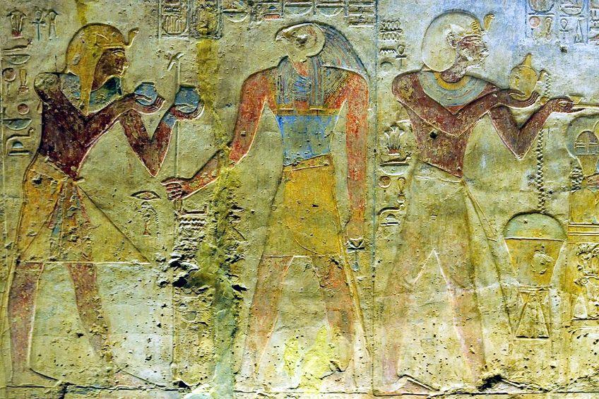 Egypt Art Relief
