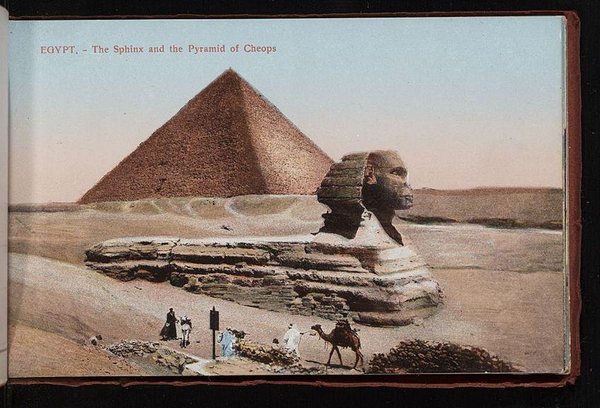 Famous Egyptian Sculpture