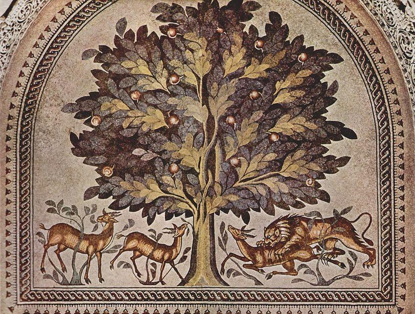 Islam Art Mosaic