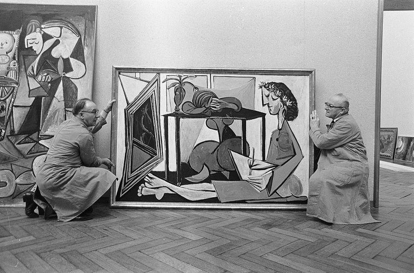 Non-Representational Art Examples