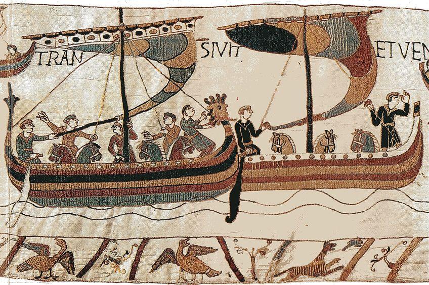 Romanesque Art Tapestry