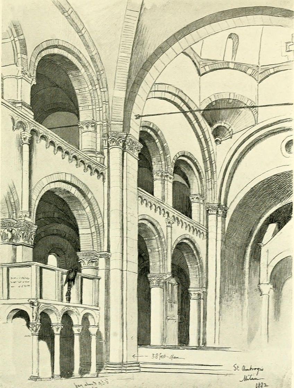 Romanesque Definition