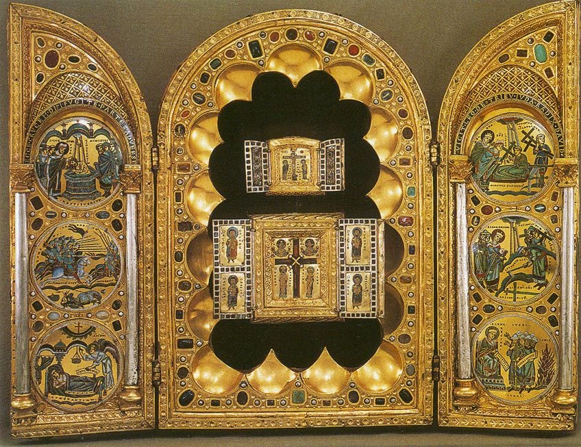Romanesque Paintings