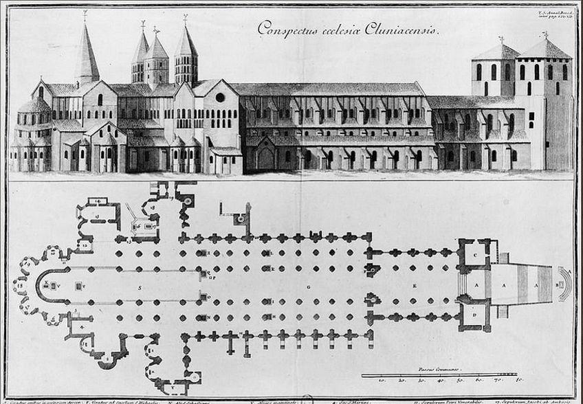 Romanesque Period Buildings