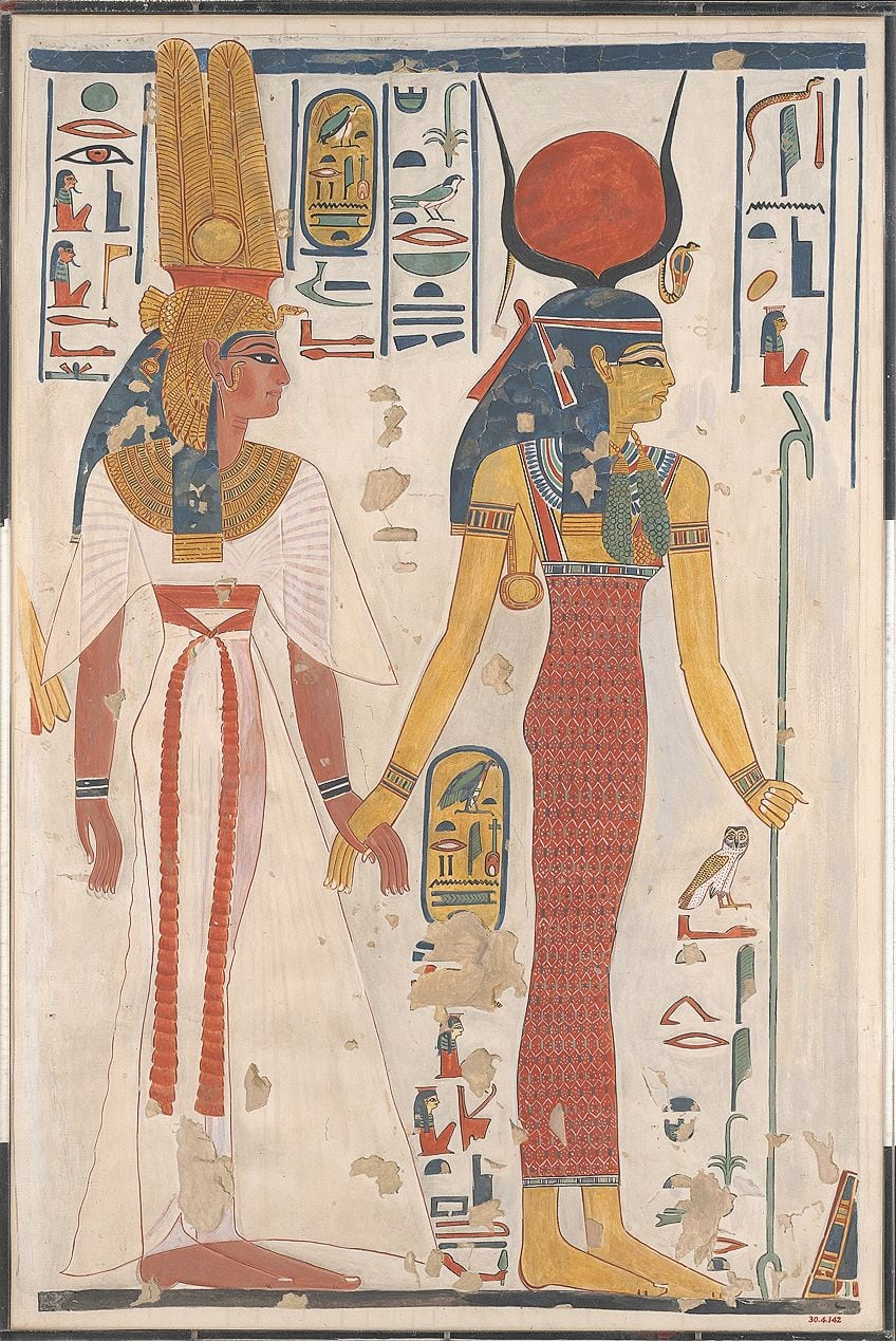Scale in Egyptian Art