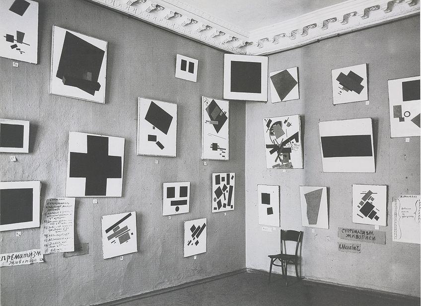 Suprematism Exhibition