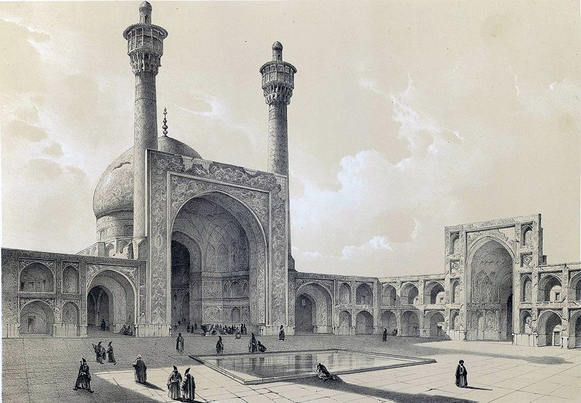 Types of Islamic Art and Architecture