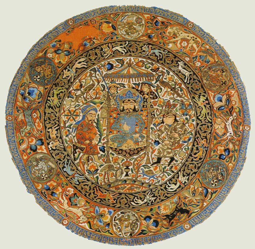Types of Muslim Art