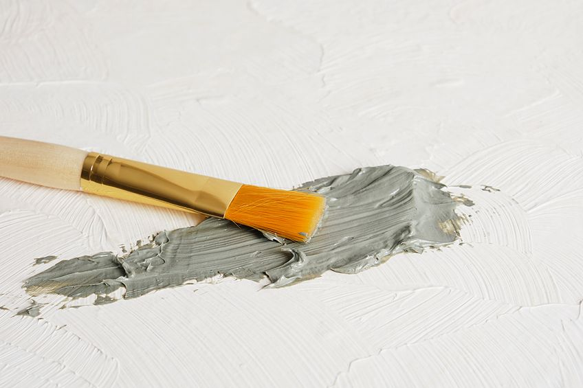 What Colors Make Gray Paint