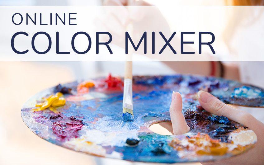 color mixer