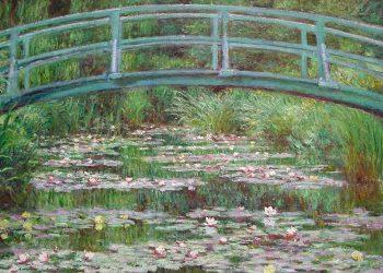 Monet Japanese Bridge