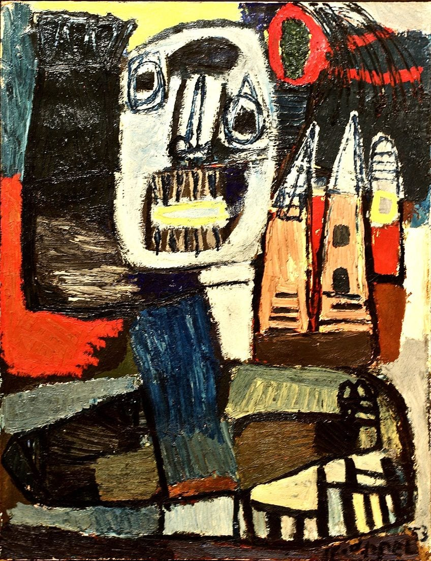 Neo-Expressionism Art
