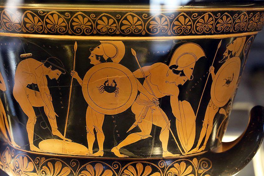 Ancient Greek Arts