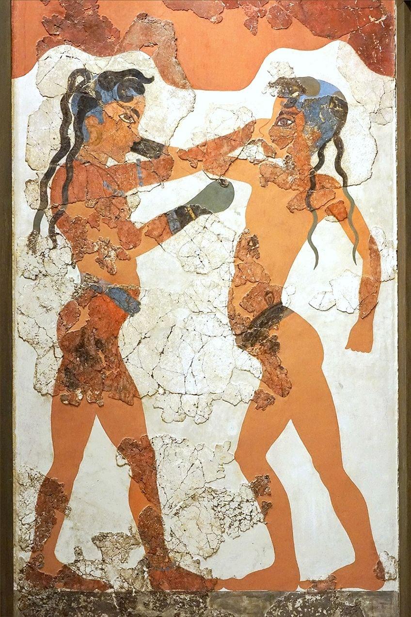 Ancient Greek Paintings