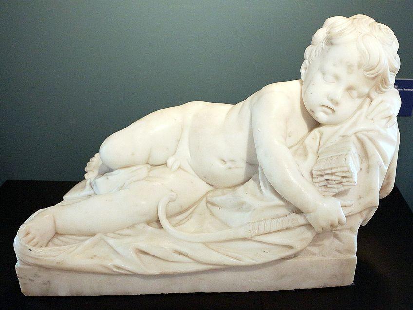 Characteristics of Neoclassicism Sculptures
