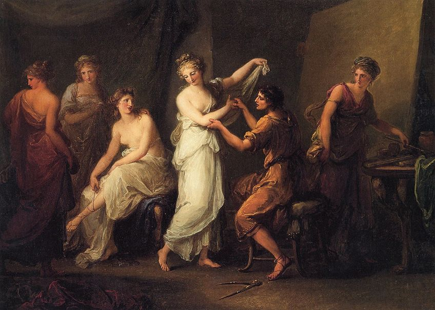 Classical Greek Art and Artists