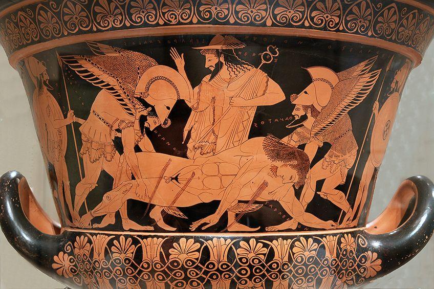 Classical Greek Arts