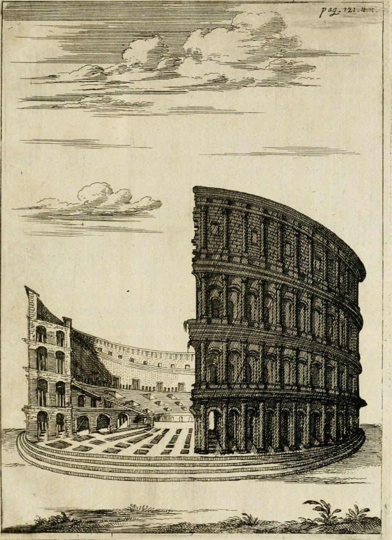 Classicism Architecture Section
