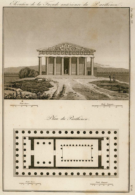 Classicism Architecture