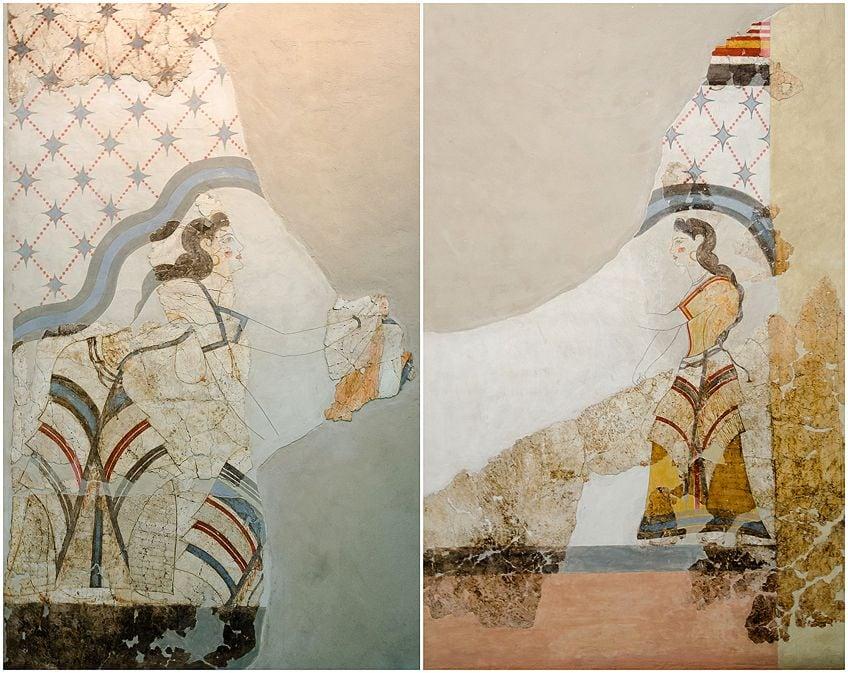 Famous Greek Arts