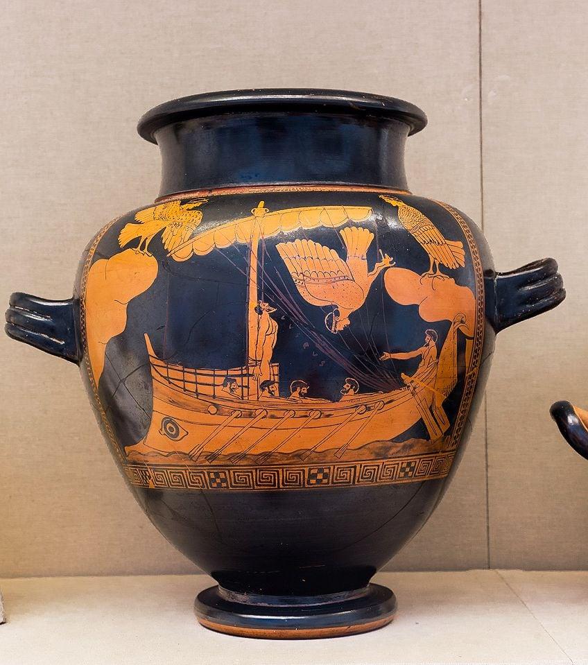 Famous Greek Artwork