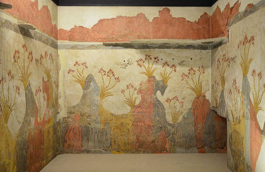 Famous Greek Paintings